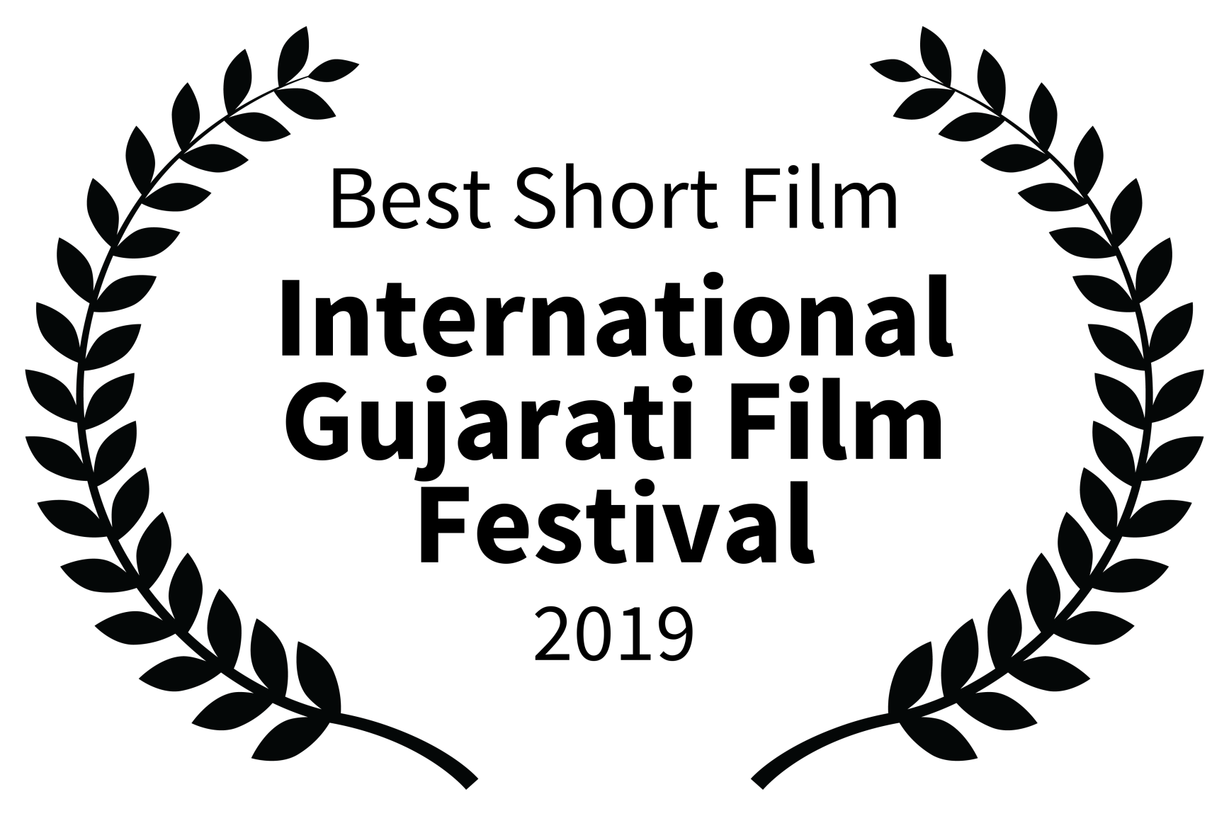 Best Short Film - International Gujarati Film Festival - 2019